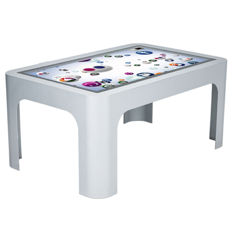 """Table tactile 32"""" - Interface"""